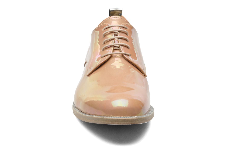 Chaussures à lacets Georgia Rose Parjoo Rose vue portées chaussures