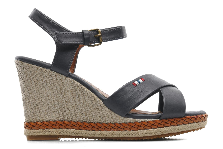Sandales et nu-pieds I Love Shoes Suradoo Bleu vue derrière