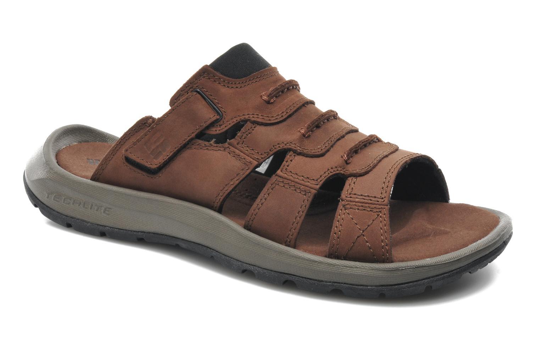 Sport shoes Columbia Corniglia II Brown detailed view/ Pair view