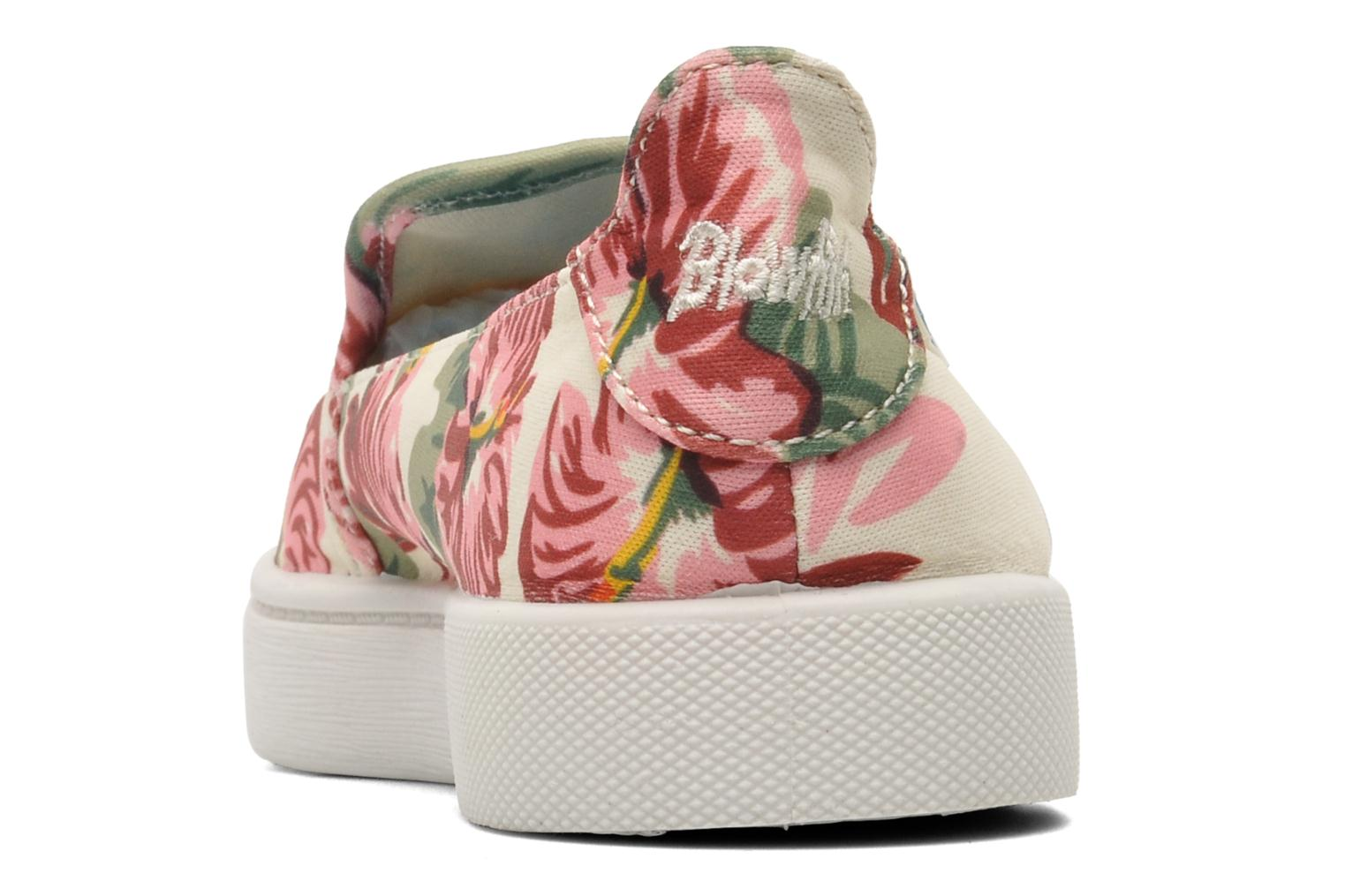 Sneakers Blowfish Vasa Multicolor rechts