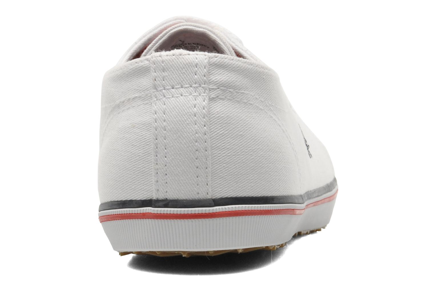 Kingston Twill White