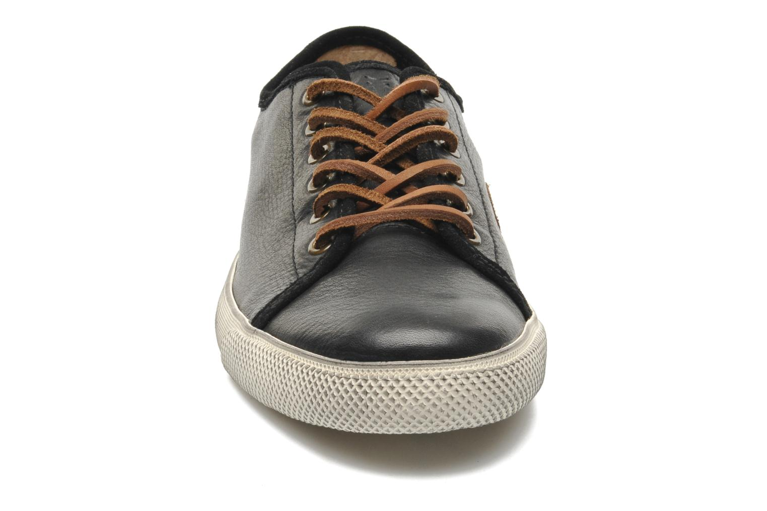 Baskets Frye Chambers Low Noir vue portées chaussures