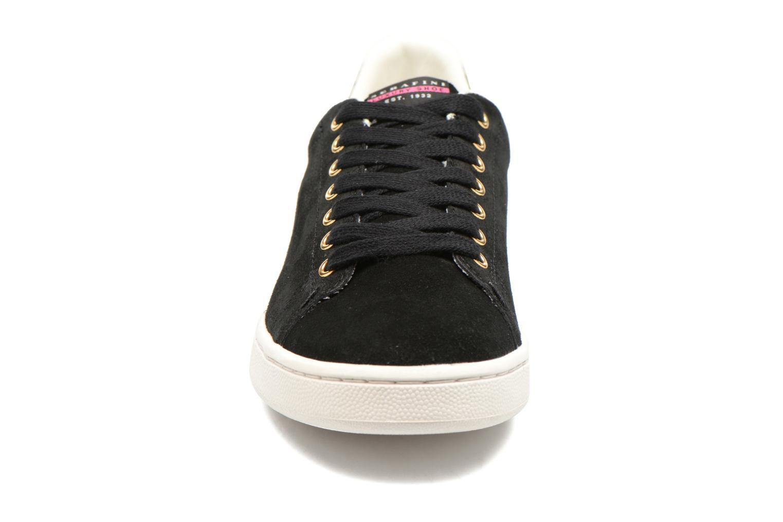 Baskets Serafini J.Connors Noir vue portées chaussures