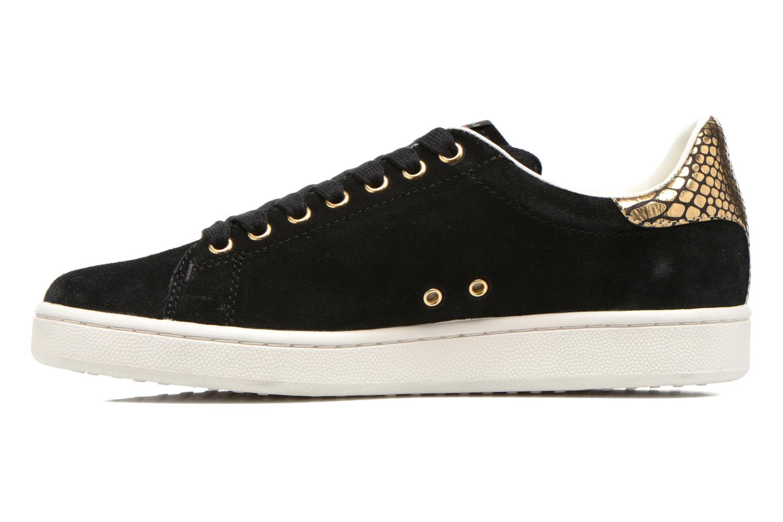 Sneakers Serafini J.Connors Zwart voorkant