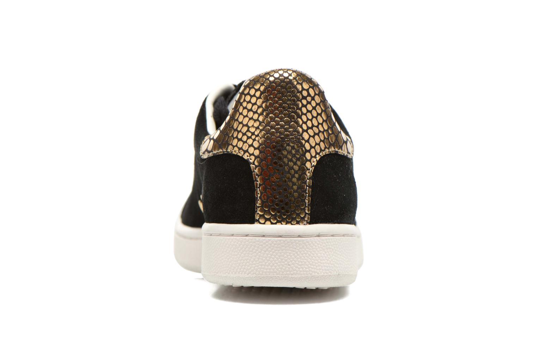 Sneakers Serafini J.Connors Zwart rechts