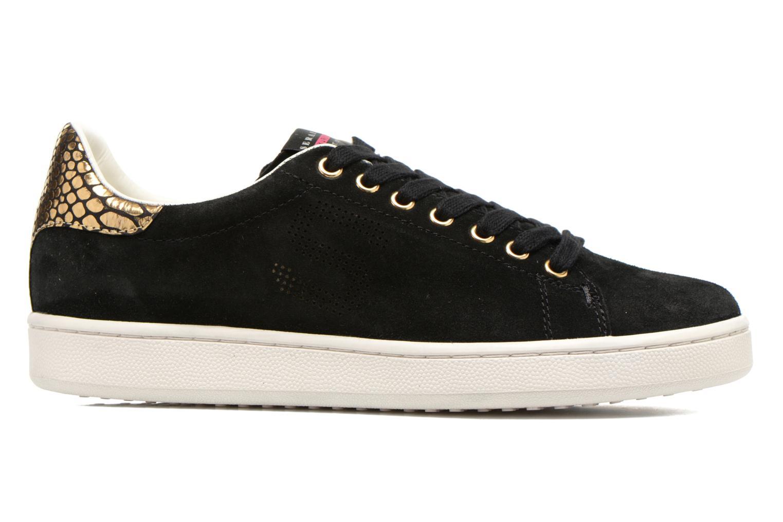 Sneakers Serafini J.Connors Zwart achterkant