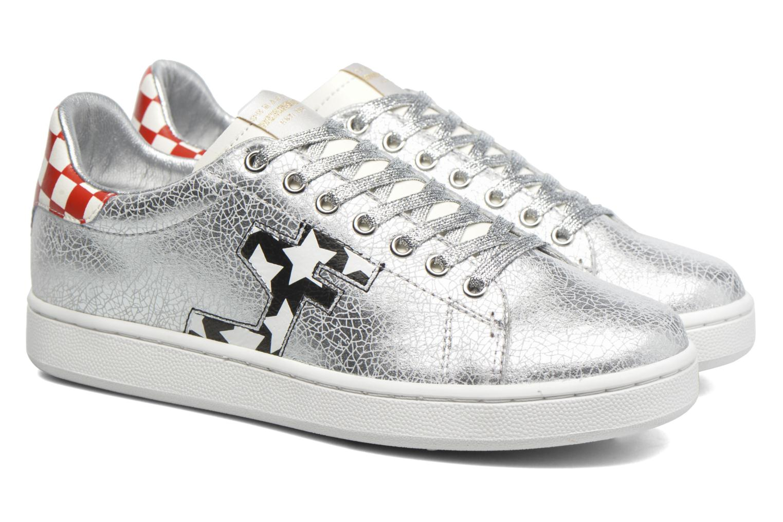 Sneakers Serafini J.Connors Zilver 3/4'