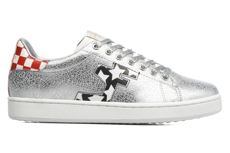Sneakers Serafini J.Connors Zilver achterkant