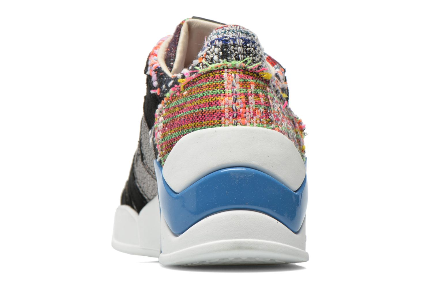 Baskets Serafini Chicago Multicolore vue droite