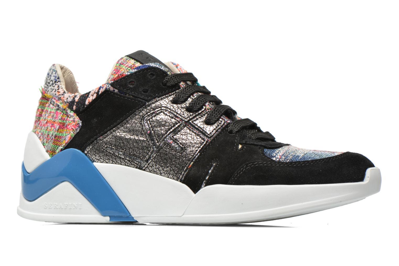 Sneakers Serafini Chicago Multicolor achterkant