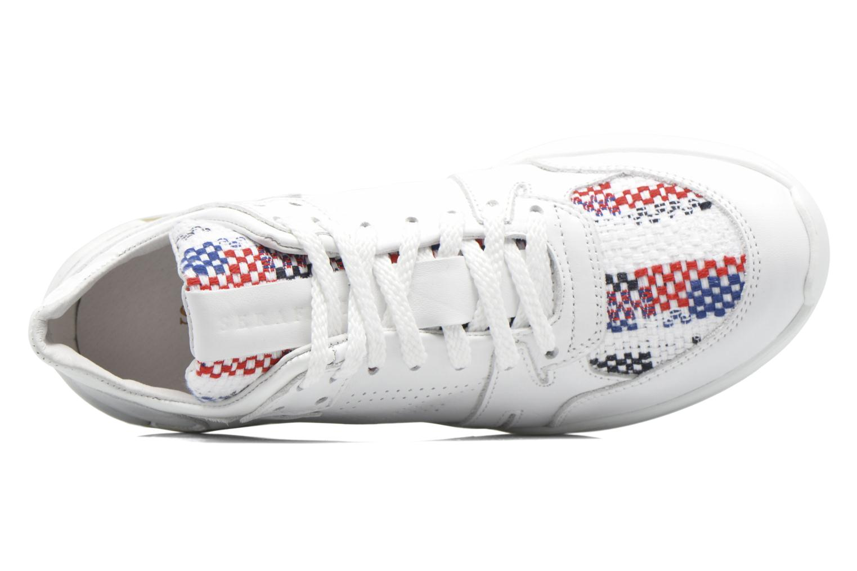 Sneakers Serafini Chicago Wit links