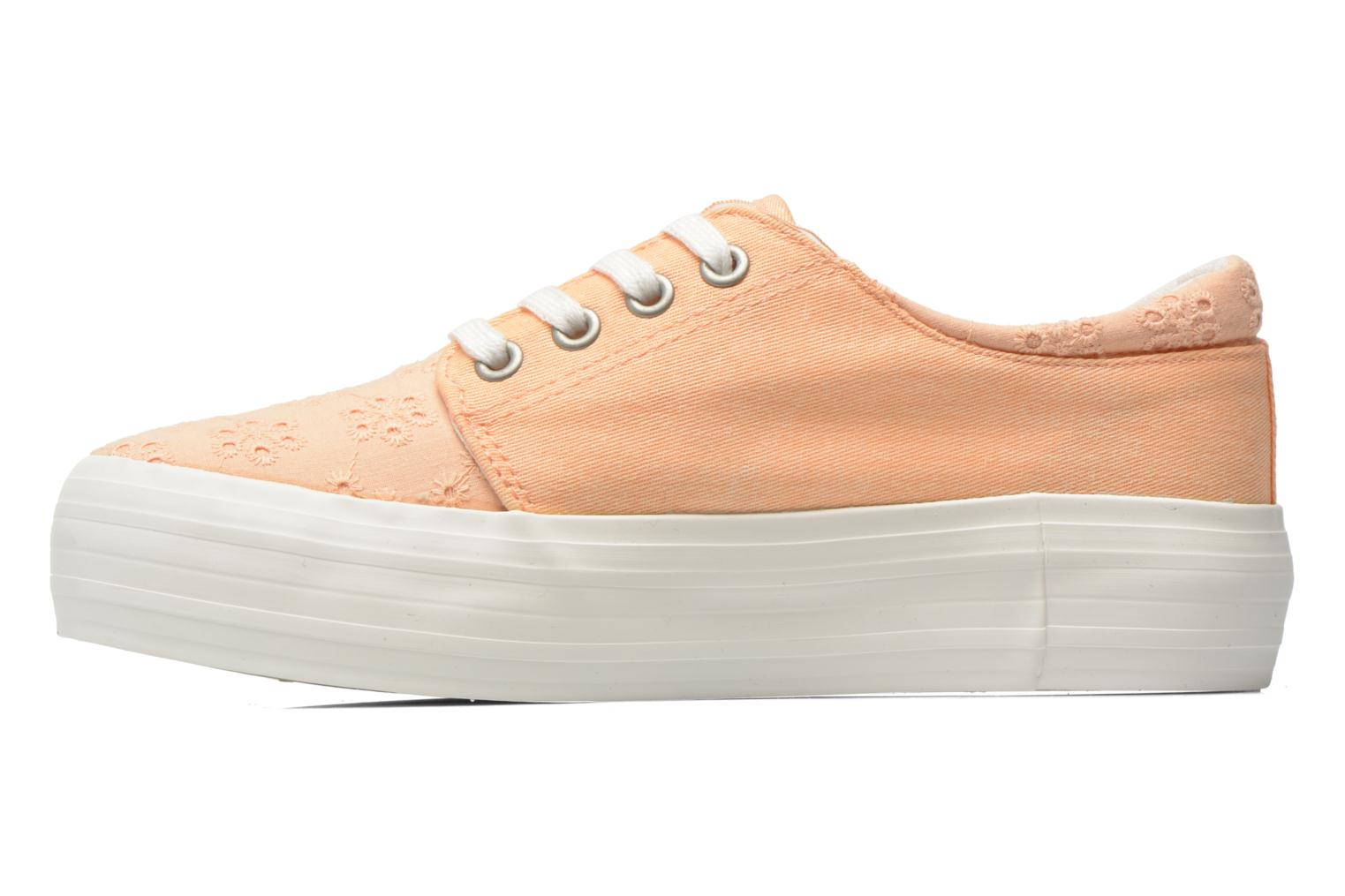 Trainers Coolway Dea Orange front view