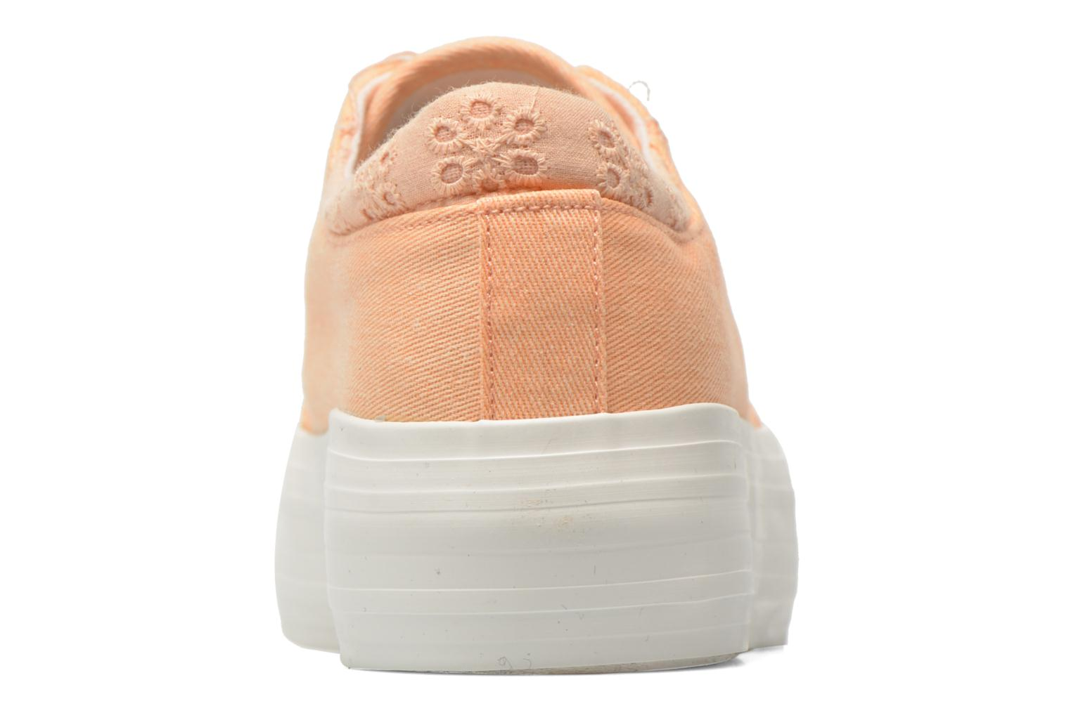 Trainers Coolway Dea Orange view from the right