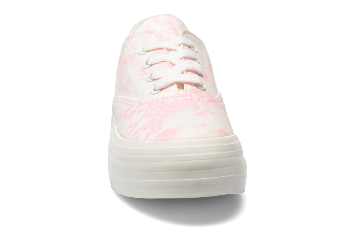 Baskets Coolway Dodo Rose vue portées chaussures