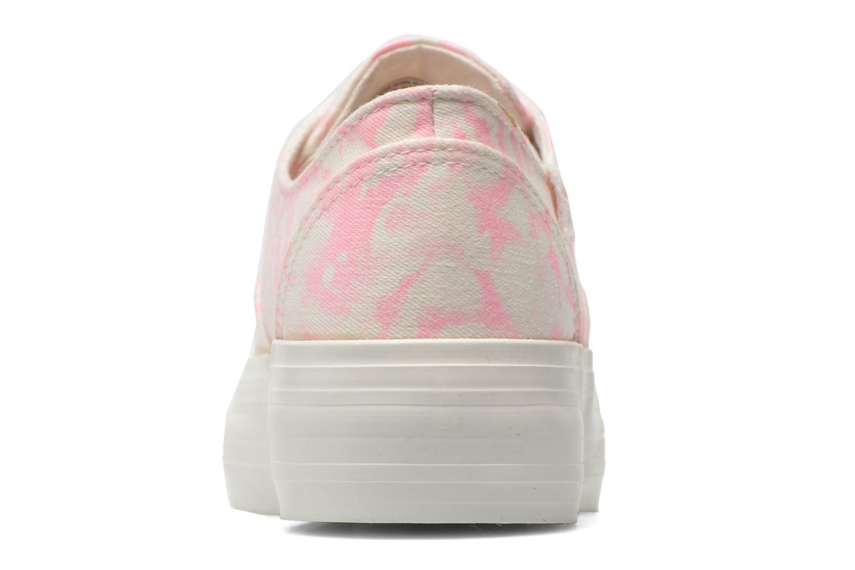Sneaker Coolway Dodo rosa ansicht von rechts