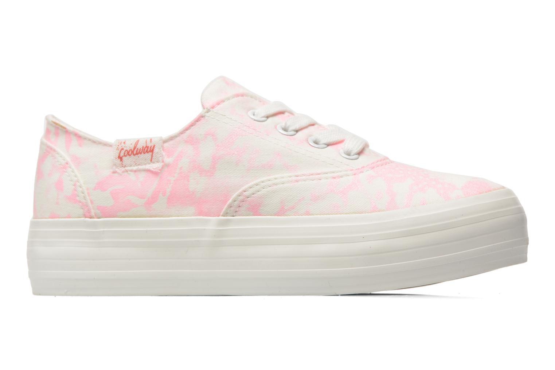 Sneaker Coolway Dodo rosa ansicht von hinten