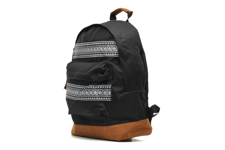Rucksäcke Mi-Pac Nordic Backpack schwarz schuhe getragen