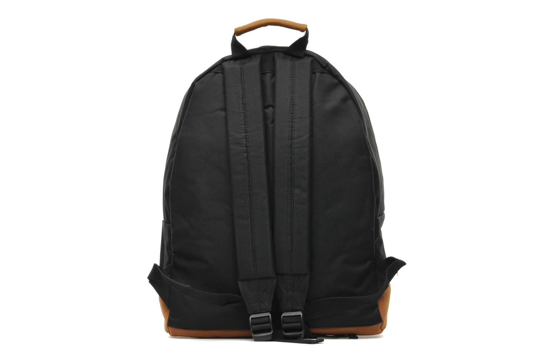 Rucksäcke Mi-Pac Nordic Backpack schwarz ansicht von vorne