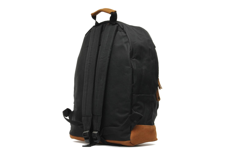 Rucksäcke Mi-Pac Nordic Backpack schwarz ansicht von rechts