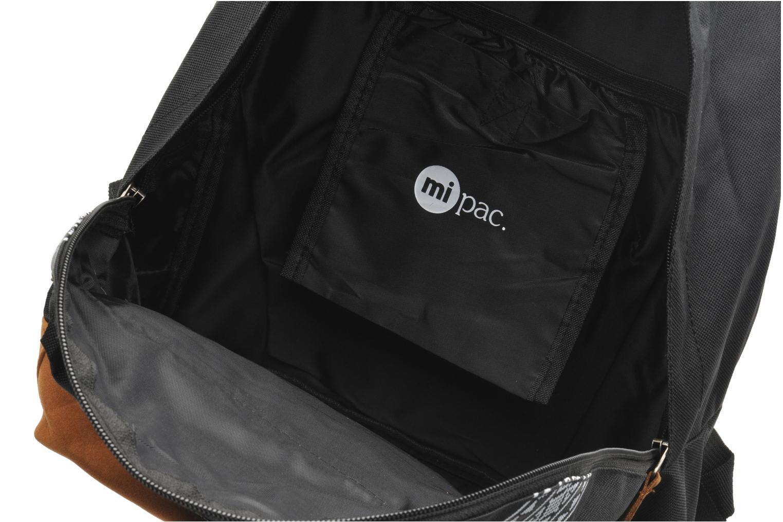 Rucksäcke Mi-Pac Nordic Backpack schwarz ansicht von hinten