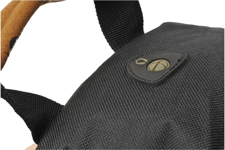 Rucksäcke Mi-Pac Nordic Backpack schwarz ansicht von links