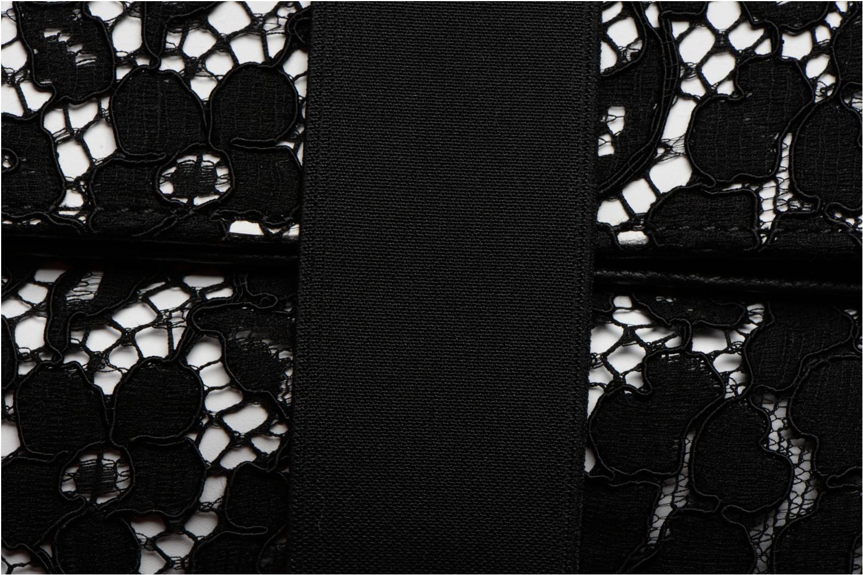 Sacs pochettes MySuelly Brigitte Noir vue gauche