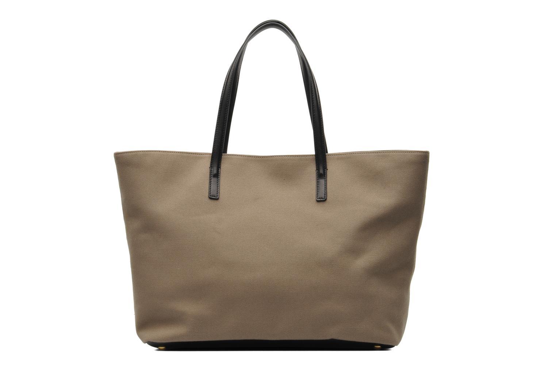 Handtaschen Sonia Rykiel AMBROISE Cabas braun ansicht von vorne