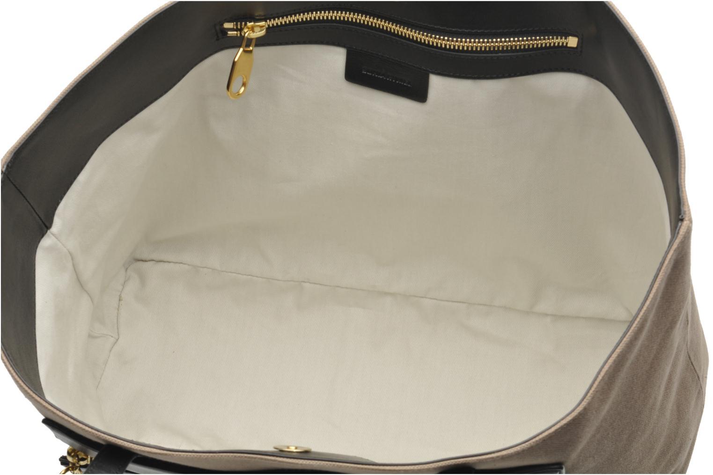 Handtaschen Sonia Rykiel AMBROISE Cabas braun ansicht von hinten