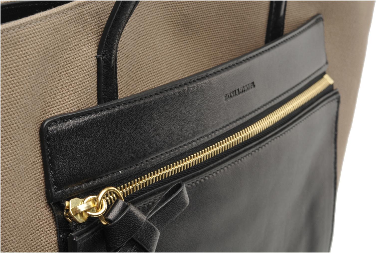 Handtaschen Sonia Rykiel AMBROISE Cabas braun ansicht von links