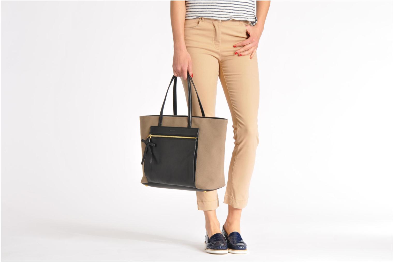 Handtaschen Sonia Rykiel AMBROISE Cabas braun ansicht von oben
