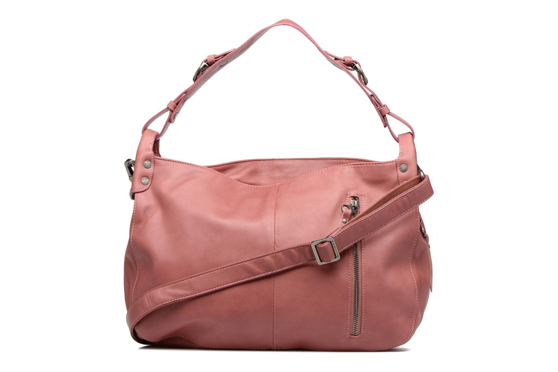 Handtaschen Sabrina Candice rosa ansicht von vorne