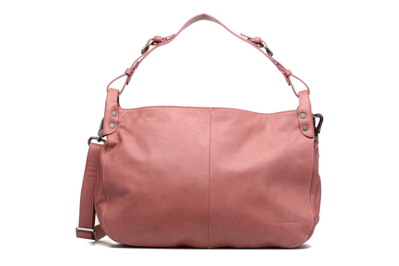 Handtassen Sabrina Candice Roze detail