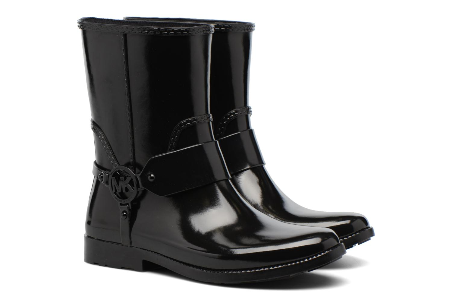 Fulton Harness Rainbootie Black 001