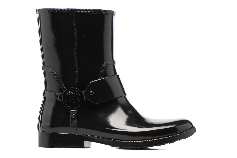 Bottines et boots Michael Michael Kors Fulton Harness Rainbootie Noir vue derrière