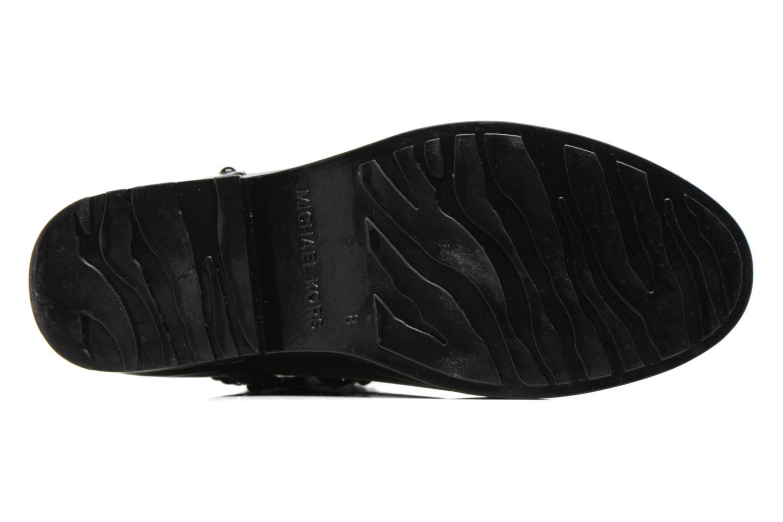 Bottines et boots Michael Michael Kors Fulton Harness Rainbootie Noir vue haut