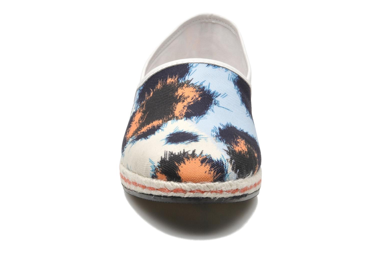 Espadrilles Kenzo Splash Multicolore vue portées chaussures