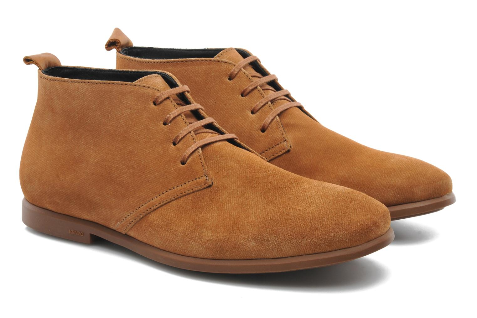 Paul Jeans Suede Tobacco