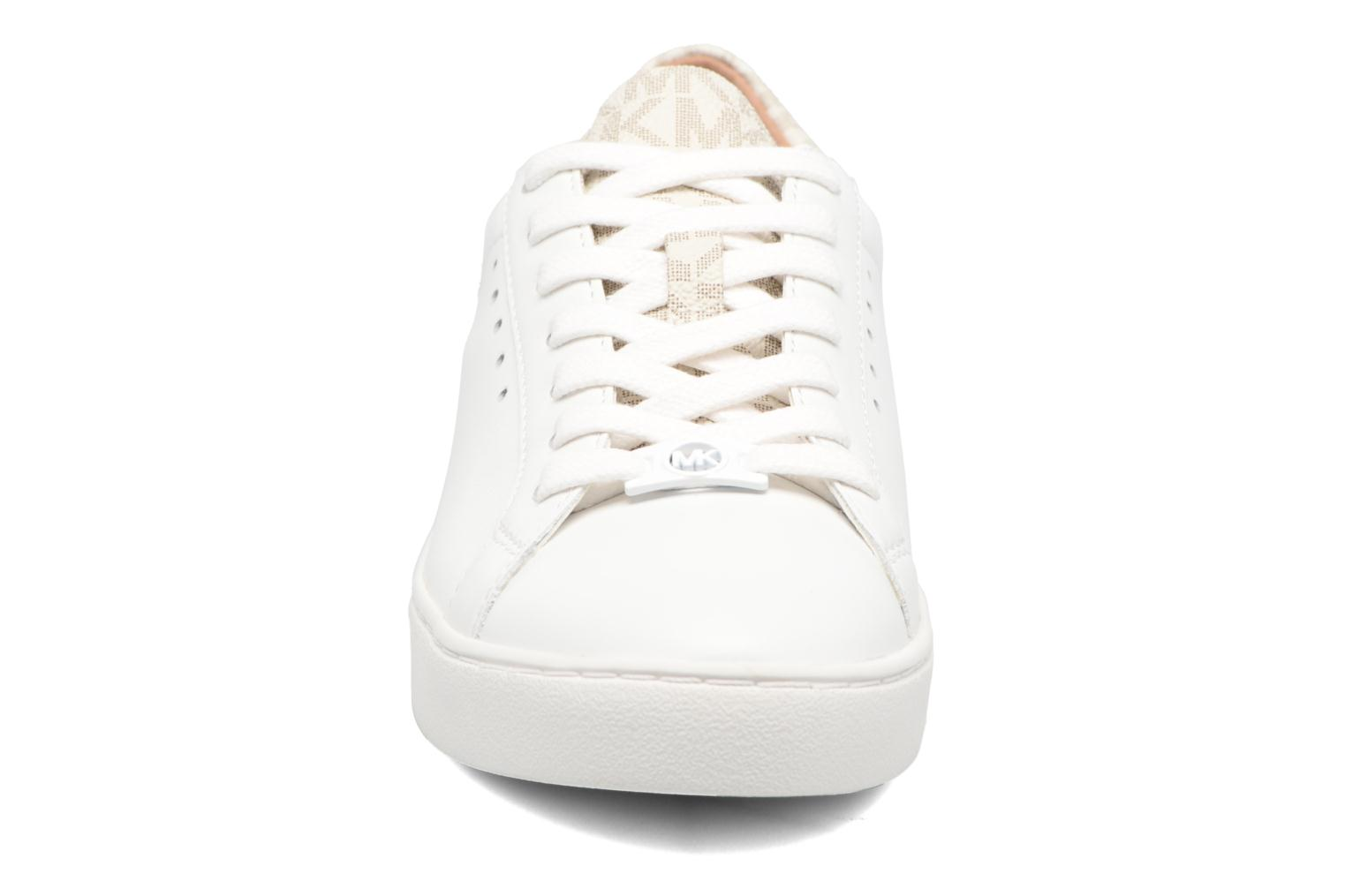 Irving lace up Op Wht/Van