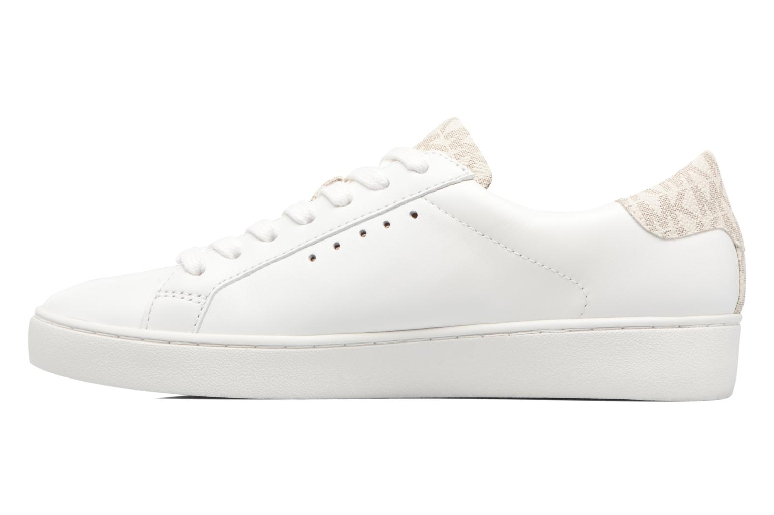 Trainers Michael Michael Kors Irving Lace Up White front view