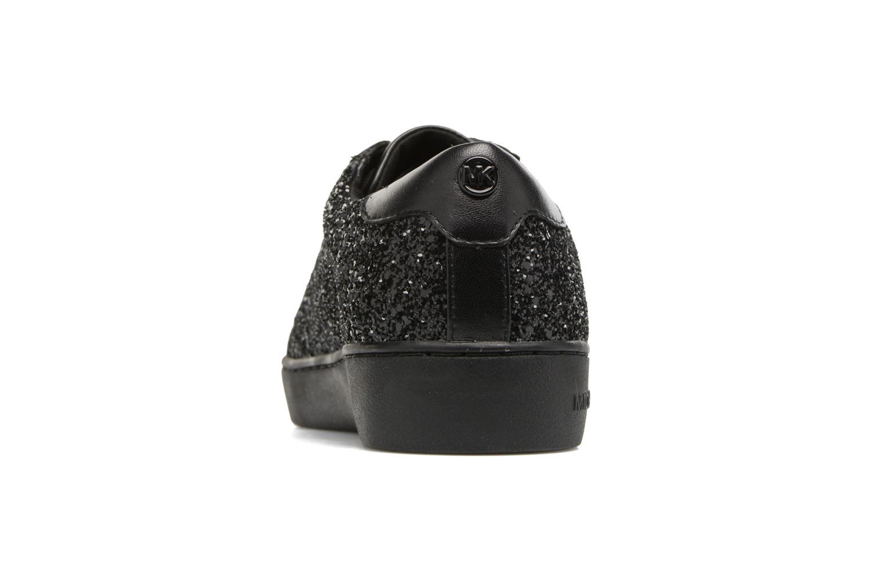 Sneakers Michael Michael Kors Irving lace up Svart Bild från höger sidan