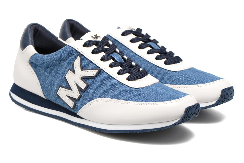 Sneaker Michael Michael Kors Stanton trainer blau 3 von 4 ansichten
