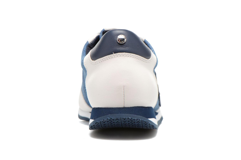 Sneaker Michael Michael Kors Stanton trainer blau ansicht von rechts