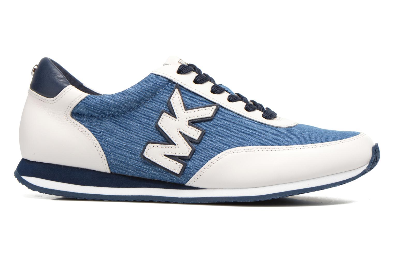 Sneaker Michael Michael Kors Stanton trainer blau ansicht von hinten