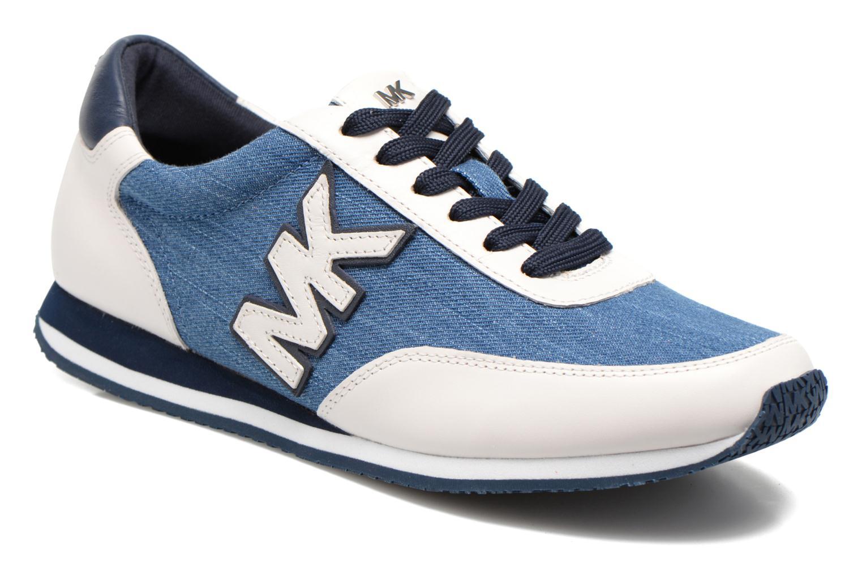 Sneaker Michael Michael Kors Stanton trainer blau detaillierte ansicht/modell