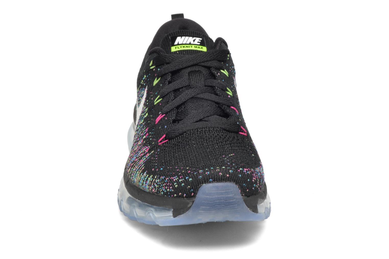 Chaussures de sport Nike Wmns Nike Flyknit Max Noir vue portées chaussures