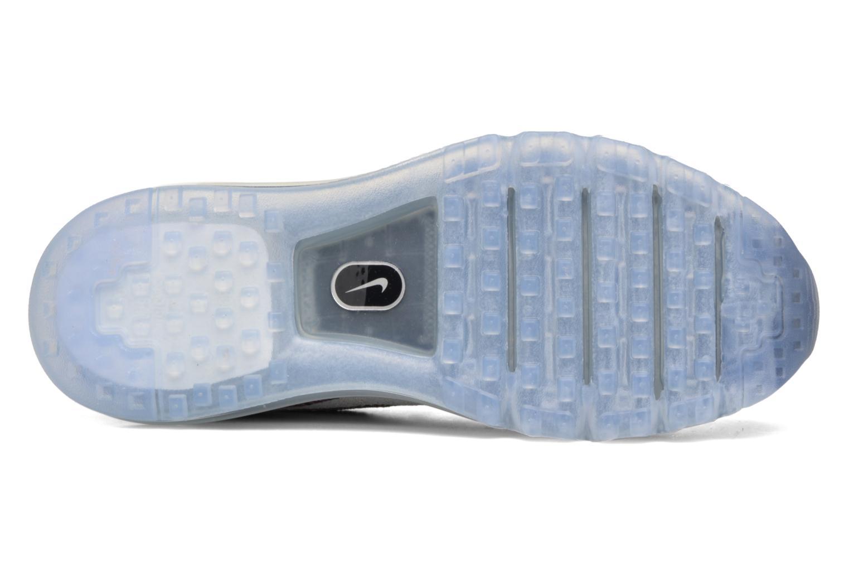 Chaussures de sport Nike Wmns Nike Flyknit Max Noir vue haut