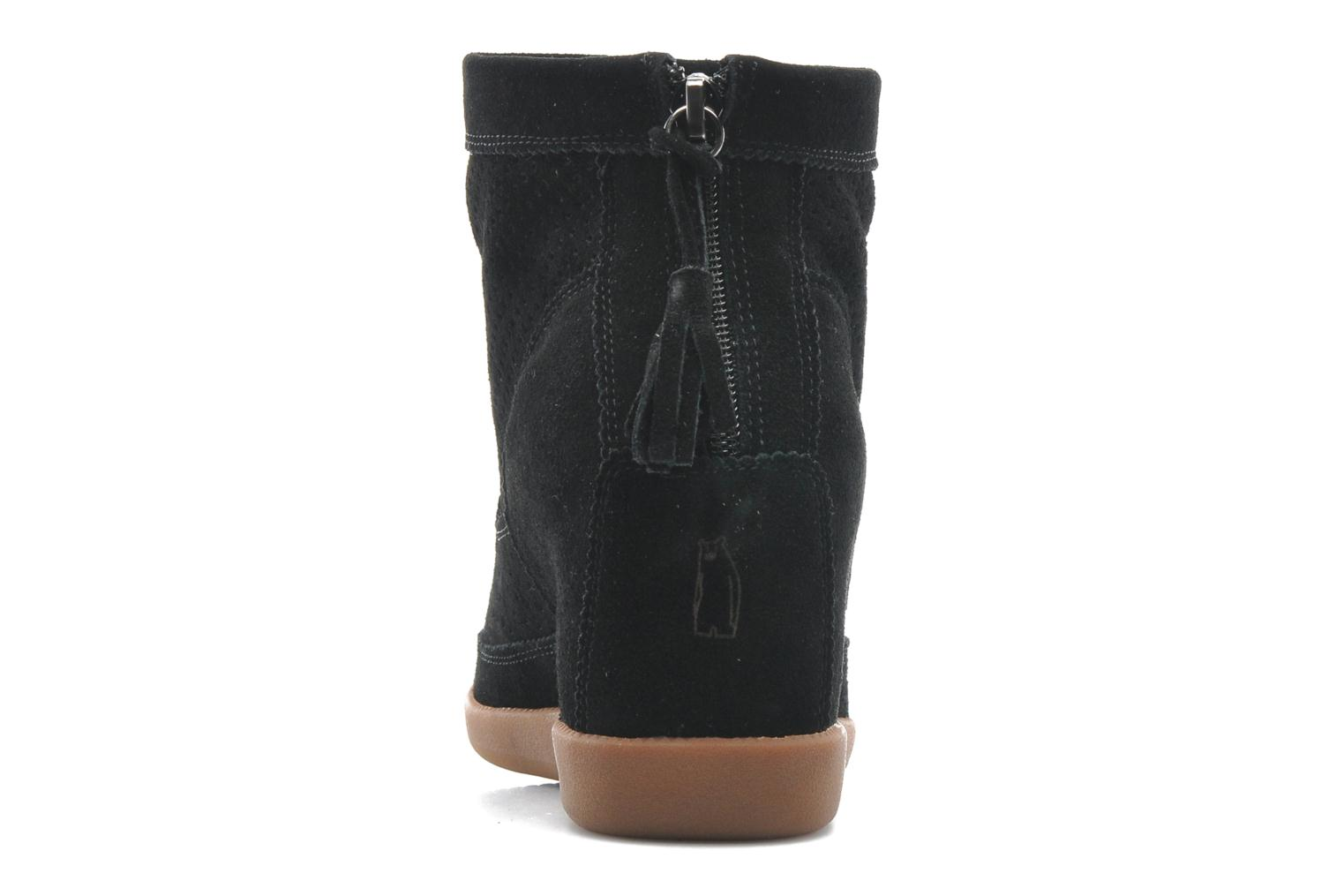 Botines  Shoe the bear Emmy Negro vista lateral derecha