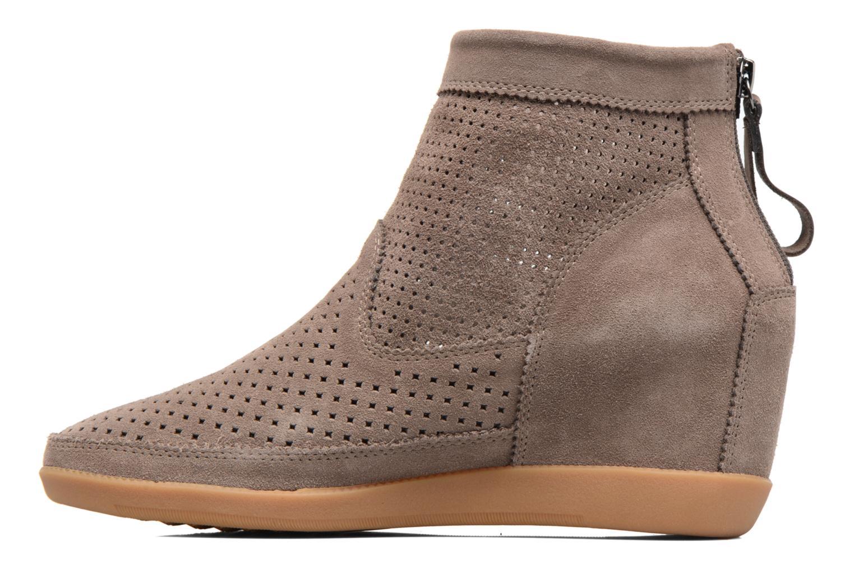 Stiefeletten & Boots Shoe the bear Emmy braun ansicht von vorne