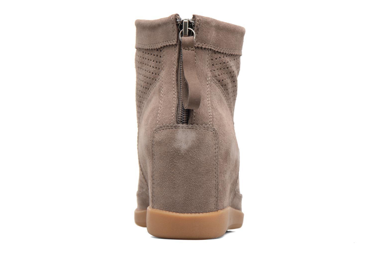Stiefeletten & Boots Shoe the bear Emmy braun ansicht von rechts