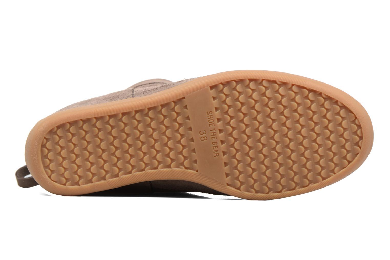 Stiefeletten & Boots Shoe the bear Emmy braun ansicht von oben